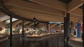 Moto - News: Museo della moto al Passo del Rombo: sarà ricostruito con le donazioni