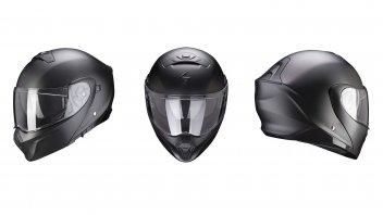 Moto - News: Scorpion EXO 930 e 930 Smart: il modulare da viaggio - caratteristiche e foto