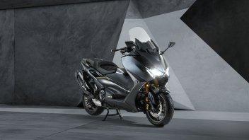 Moto - Scooter: Yamaha T-Max 20° Anniversario 2021: il Re degli scooter in edizione speciale