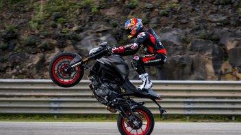 Moto - Test: Verso la prova: Ducati Monster, la naked della rivoluzione