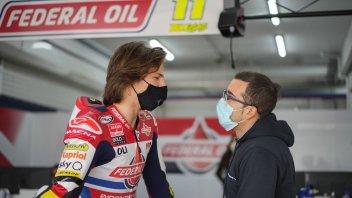 Moto2: Dal box alla quarantena: tampone falso positivo per Bulega a Portimao