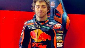 Moto2: Remy Gardner chiude in bellezza i test di Portimao, 5° Di Giannantonio
