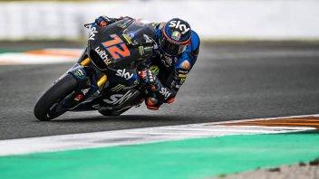 Moto2: Bezzecchi all'attacco a Portimao, 1° davanti a Gardner