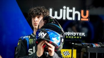 """Moto2: Vietti: """"Fra Bagnaia e Morbidelli quest'anno non so per chi tifare"""""""