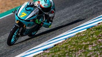 Moto3: Foggia e la Honda spiccano il volo a Jerez, 3° Fenati