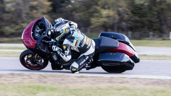 MotoAmerica: A Different Kind Of BYOB: Build Your Own Bagger Racebike