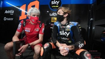 """MotoGP: Marini: """" No shocks with the Ducati... then I discovered there was a problem"""""""