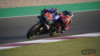MotoGP: Test Qatar, day 3: Quartararo e Yamaha davanti alla Ducati di Miller