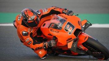 MotoGP: Una tempesta di sabbia rovina l'ultimo giorno di test in Qatar