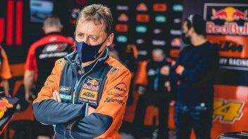 "MotoGP: Leitner, KTM: ""Volevamo essere più veloci, Suzuki è l'unica polivalente"""