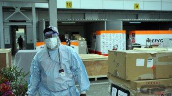MotoGP: Il piano di Dorna contro il Covid: vaccinare tutto il paddock in Qatar