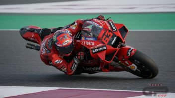 """MotoGP: Bagnaia: """"It's OK that I'm not one of the favourites, we'll talk about it again after the 1st GP"""""""