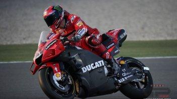"""MotoGP: Bagnaia: """"Grazie alla corsa ho il cervello più ossigenato, lotterò in top 5"""""""