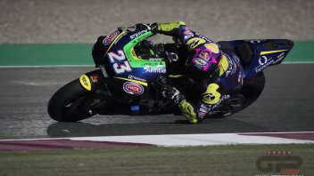 """MotoGP: Bastianini: """"Happy to be the best rookie. The Ducati turns very well"""""""