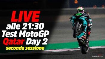 MotoGP: LIVE - Carlo Pernat alle 21:30 - il quinto giorno di test MotoGP in Qatar