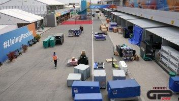 MotoGP: Test Qatar: 3 positivi al Covid fra cui un ingegnere del test team Ducati