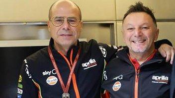 """MotoGP: Carlo Merlini: """"Avanti nel nome di Gresini, cercheremo di pensare come lui"""""""