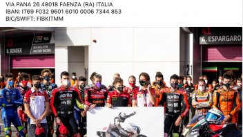 MotoGP: Team Gresini: una campagna di donazioni per l'Ospedale di Bologna
