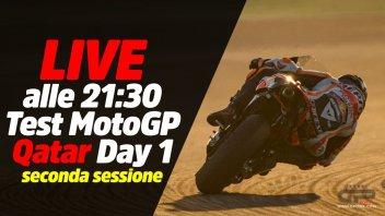 MotoGP: LIVE - Carlo Pernat alle 21:30 - il quarto giorno di test MotoGP in Qatar