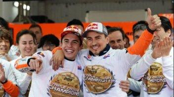 """MotoGP: Lorenzo: """"Forza Marc, hai fatto la scelta giusta a non correre"""""""