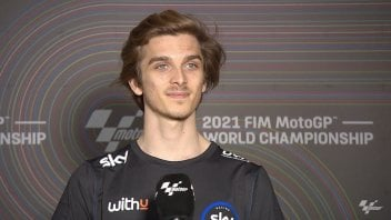 """MotoGP: Luca Marini: """"I often dreamt of the moment when I'd get on a Ducati."""""""