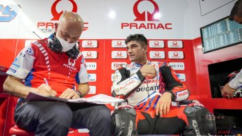 """MotoGP: Martin: """"I told Dall'Igna that the Ducati is easy. He laughed."""""""