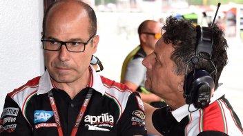 """MotoGP: Merlini: """"Aprilia è solo una delle opzioni per il team Gresini nel 2022"""""""