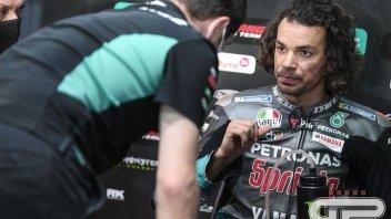 "MotoGP: Morbidelli: ""At least in Qatar I'm not lacking top speed"""