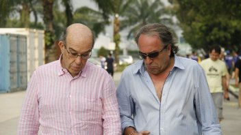 "MotoGP: Carlo Pernat vaccinated: ""Thanks Ezpeleta, I felt like I was in the future"""