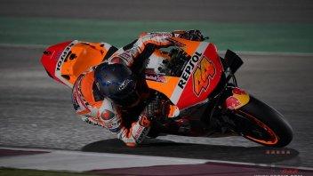 MotoGP: Pol Espargarò's first test on the Honda in a video