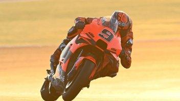 """MotoGP: Petrucci: """"Losail non sarà semplice, con KTM la strada è lunga"""""""