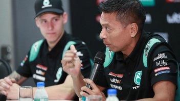 "MotoGP: Razali: ""Rossi will give stability to Petronas, Morbidelli is an artist"""