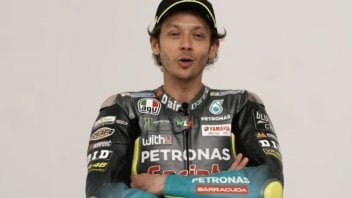 """MotoGP: VIDEO - Valentino Rossi: """"Everything's new with Petronas, but nothing will change."""""""