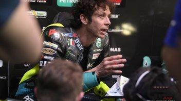 "MotoGP: Valentino Rossi: ""Today I really felt like a rider again."""