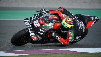 """MotoGP: Savadori: """"La nuova Aprilia va bene, il problema è la mia spalla"""""""