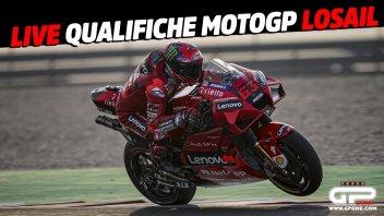 MotoGP: Bagnaia da sogno: pole e record a Losail. Quartararo chiude 2°, Rossi 4°
