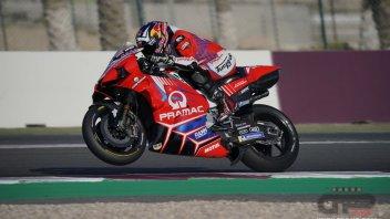 MotoGP: Ducati frecce rosse in Qatar: Zarco a 351,7 Km/h sul rettilineo