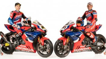 "SBK: Bautista: ""We haven't made any particular changes, the CBR RR-R has potential"""