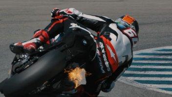 SBK: A Jerez inizia la sfida Mondiale di van der Mark e Sykes con la BMW M 1000 RR