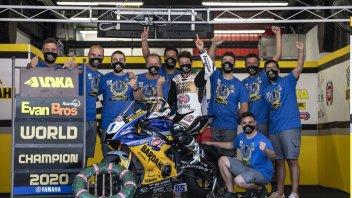 SBK: GMT94 vuole soffiare a Evan Bros il posto in Superbike per il 2022