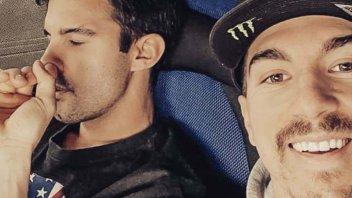 """SBK: Isaac Vinales: """"Maverick sapeva i limiti della Ducati, l'ha battuta con intelligenza"""""""