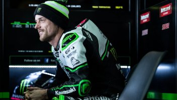 SBK: Jerez: Alex Lowes torna sulla Kawasaki dopo quattro mesi