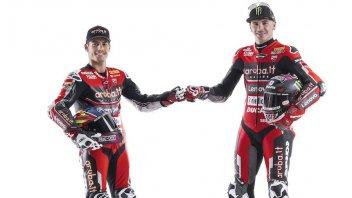"SBK: Dall'Igna: ""Ducati will be competitive with both Redding and Rinaldi"""