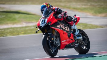 """SBK: Rinaldi: """"I've brought a bit of Romagna craziness to Ducati. Redding is the benchmark"""""""