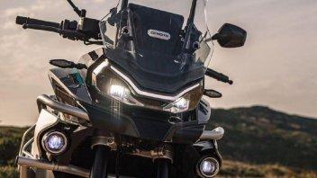 Moto - News: CFMoto 800MT: dalla Cina la adventurebike con motore KTM