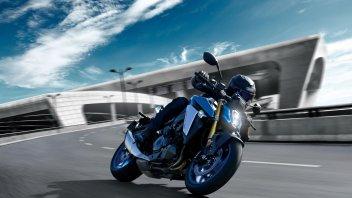Moto - News: Suzuki GSX-S1000 2021: la naked si rifà il trucco. Ecco come cambia