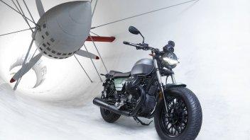 Moto - News: Moto Guzzi e Club Aci Storico celebrano i 100 anni del marchio italiano