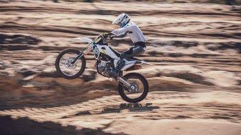 Moto - News: Husqvarna Motorcycles FC e TC 2022: svelata la gamma motocross