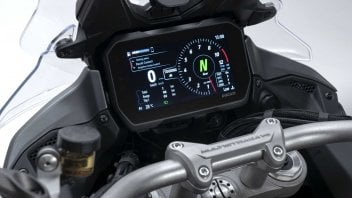 Moto - News: Ducati Multistrada V4: come funziona il sistema radar? [VIDEO]