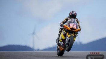 Moto2: Lowes detta legge anche a Portimao: terza pole consecutiva